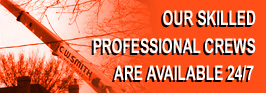 Our Skilled Professional Crews are at your Service 24/7